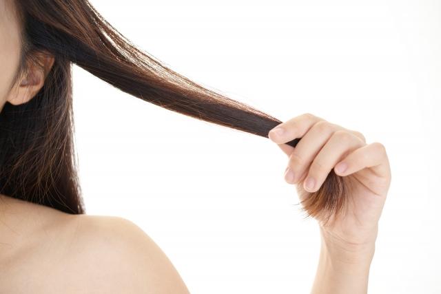 髪の毛のケア